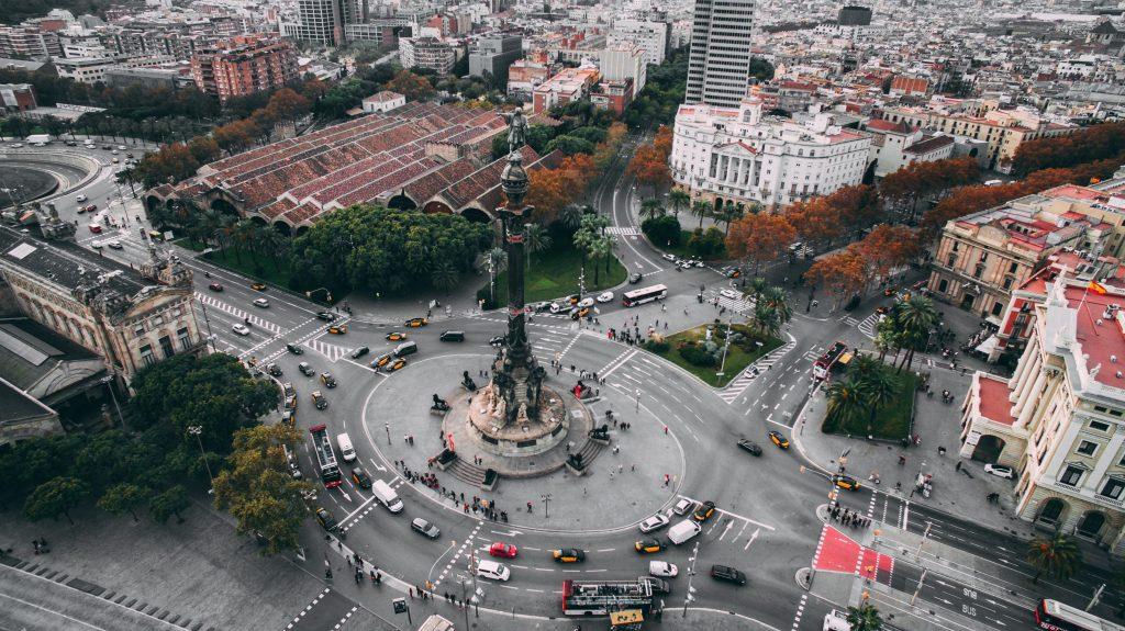 movilidad alternativa en Barcelona